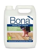 Bona Wood Floor Cleaner - 4L Refill